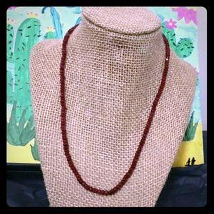 Jewelry - 💃RUBY NECKLACE